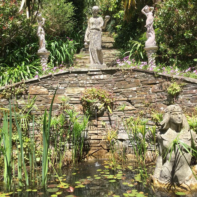 Lamorran Gardens - The Great Gardens of Cornwall