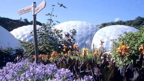 Eden Project - Great Gardens of Cornwall