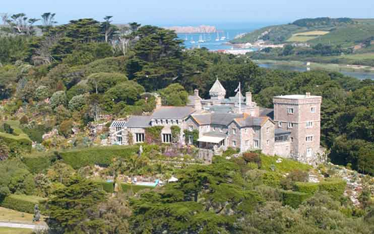 Tresco Abbey Gardens - Great Gardens of Cornwall