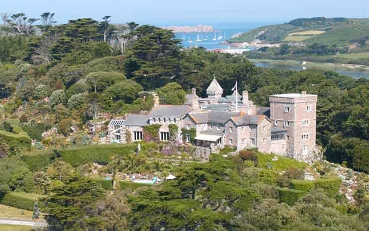 Tresco Abbey Gardens - Great Gardens of Cornwall