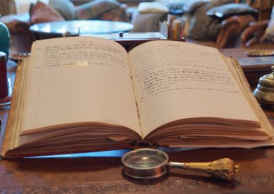 Flourishing Through Time – The Caerhays Garden Diary